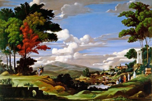 Landscape With Aeneas And Andromache