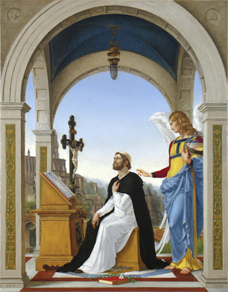 Saint Dominic And The Eighth Way Of Prayer