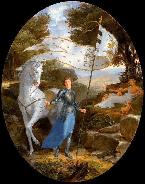 Sainte Jeanne d'Arc - La Pucelle d'Orléans
