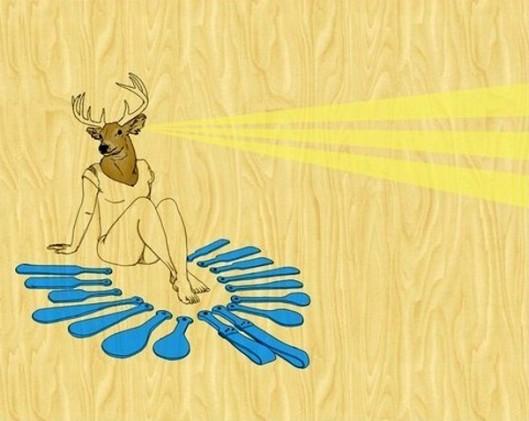 Spank Me, Deer