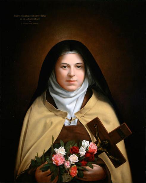 St.Thérèse Of Lisieux