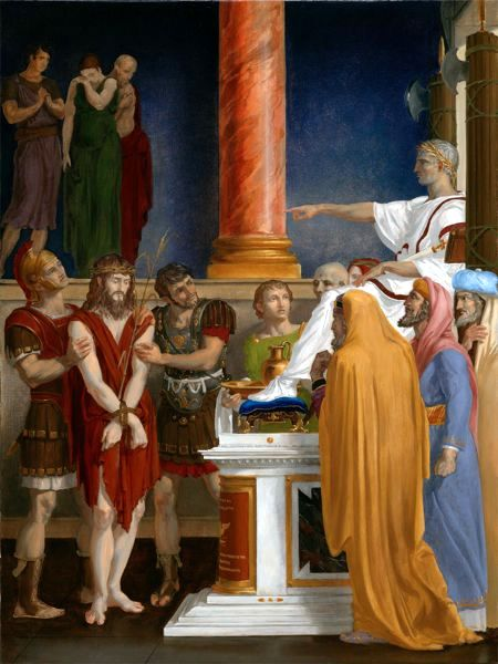 Stations Of The Cross 1