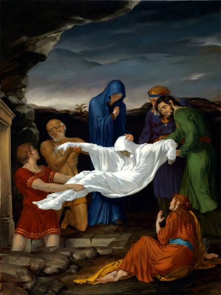 Stations Of The Cross 14