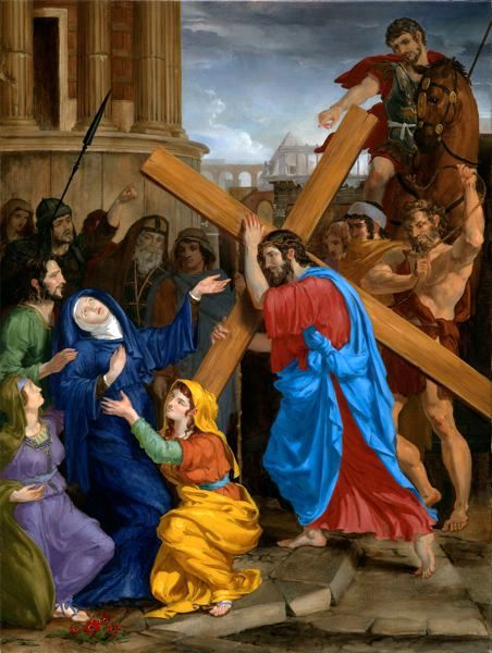 Stations Of The Cross 4