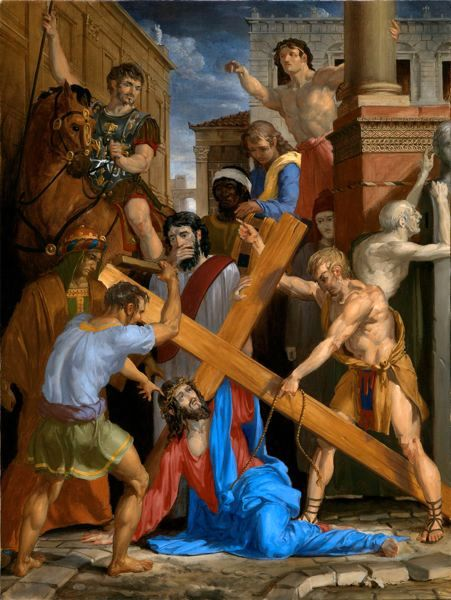 Stations Of The Cross 7