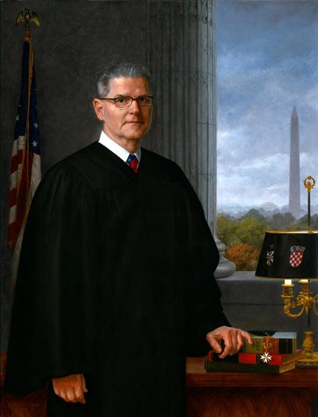 The Honorable Edward J. Damich