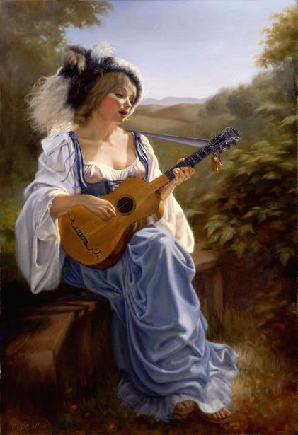 The Songstress aka Annie Lore