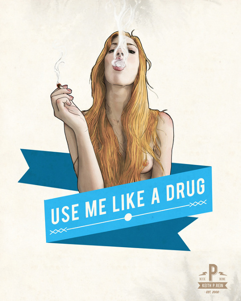 Use Me Like A Drug