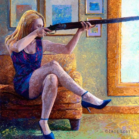 Claire's Gun
