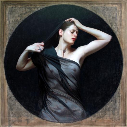Karen In Black (Death Of A Muse)