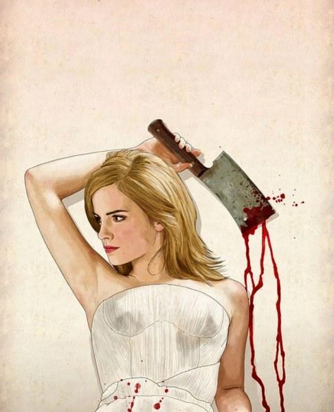 Slaughterhouse Starlets - Emma Watson