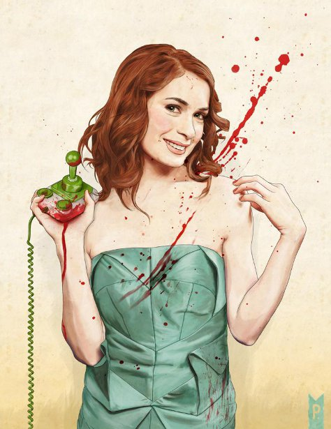 Slaughterhouse Starlets - Felicia Day