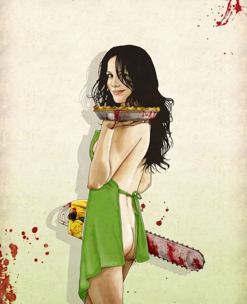Slaughterhouse Starlets - Mary-Louise Parker