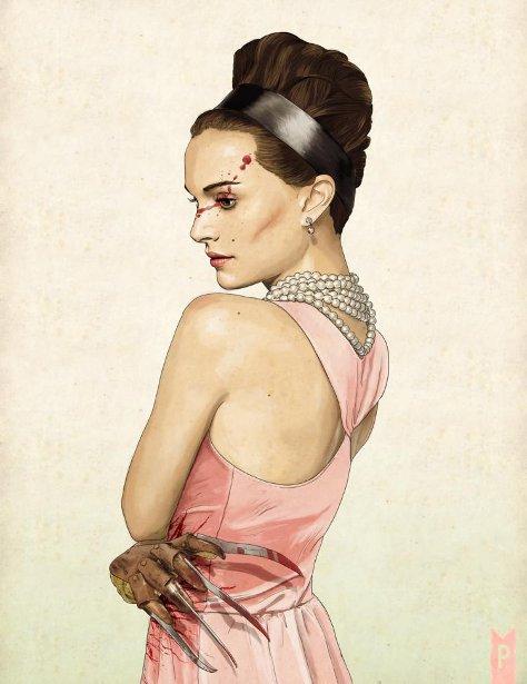 Slaughterhouse Starlets - Natalie Portman