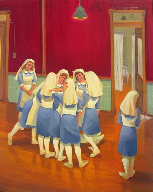 Blue Nurses