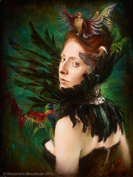 Avian Queen