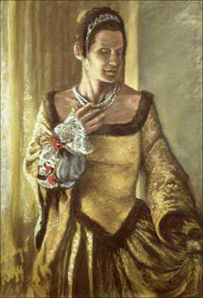 Ruth Weisberg As Sofonisba Anguissola