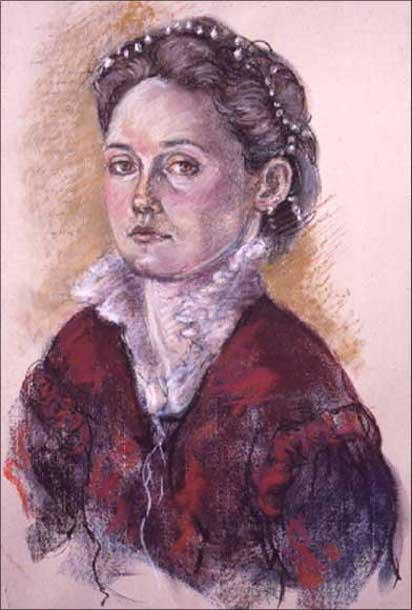 Victoria Masotti As Sofonisba Anguissola