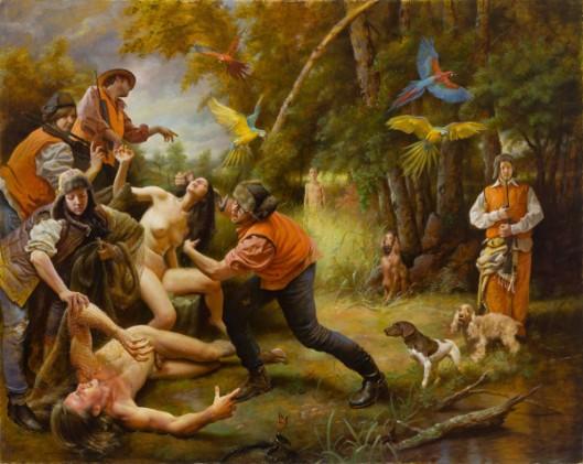 miller adam american gallery 21st century
