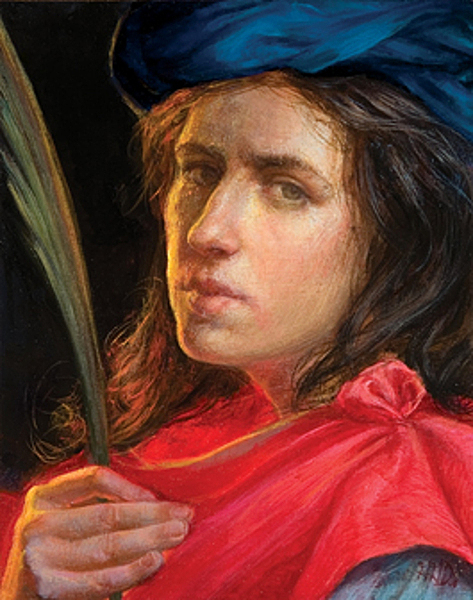 Homage To Artemisia Gentileschi
