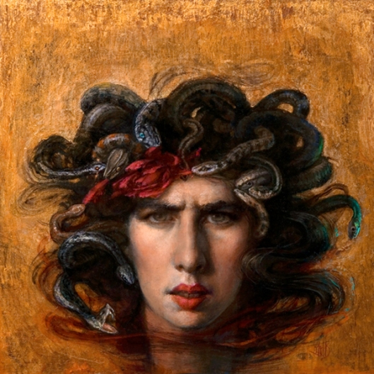Self-Portrait As Medusa