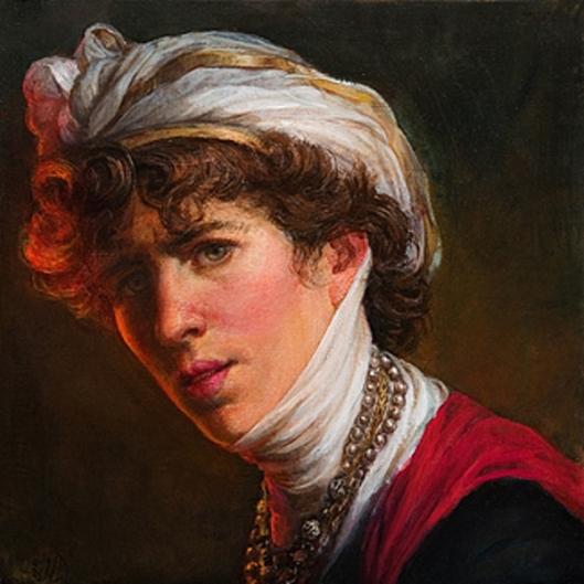 Homage To Elisabeth Vigée Lebrun