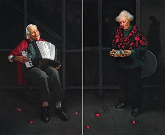 Underground Symphany - Diptych