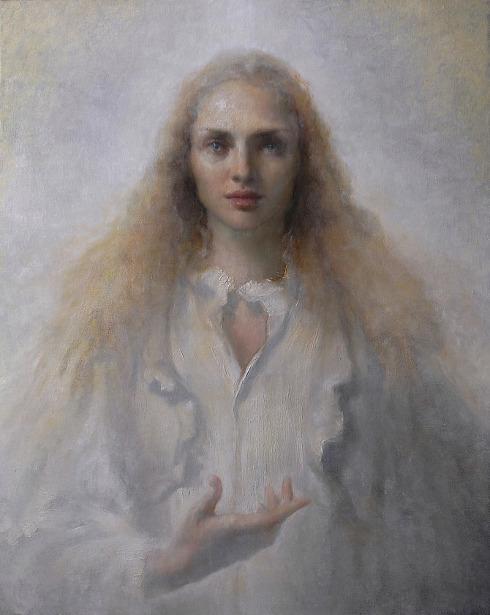 Messenger In White
