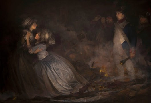 The Burning Of Adelaide Labille-Guiard's Masterpiece
