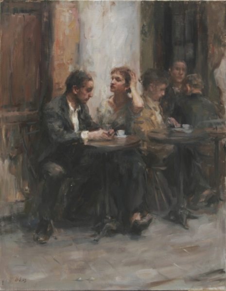 Cafe Conversation