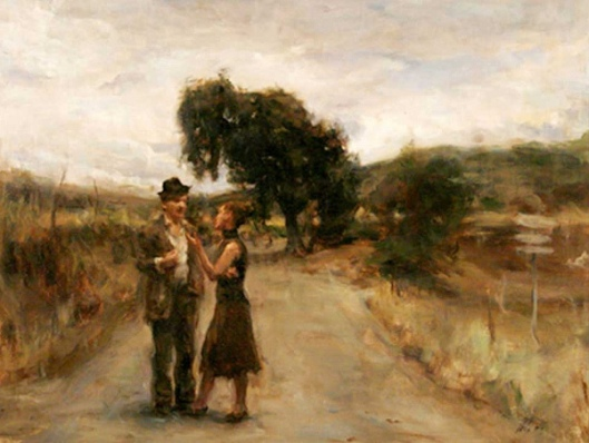 Countryside Conversation