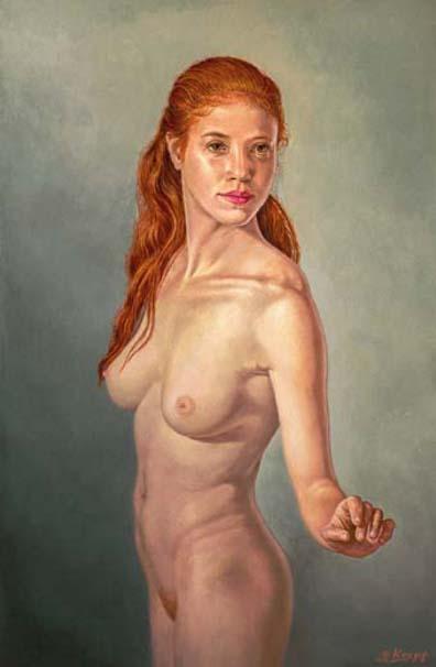 Portrait Of Becca