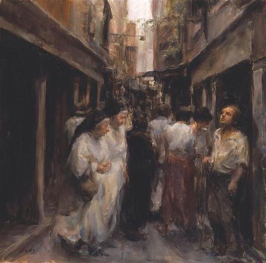 Venetian Market