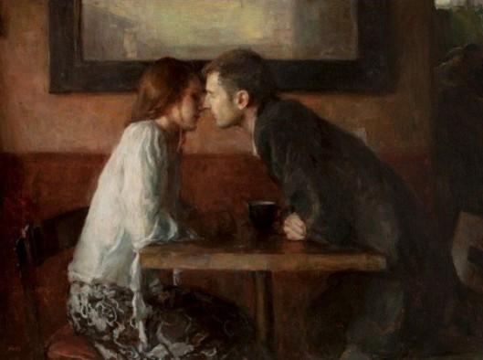 A Stolen Kiss