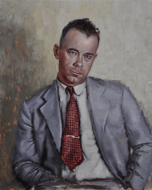 Public Enemy #1 - John Dillinger