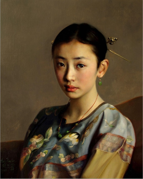 The Daughter Of Qing Dynasty