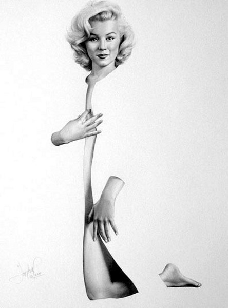 Souvenir - Marilyn Monroe