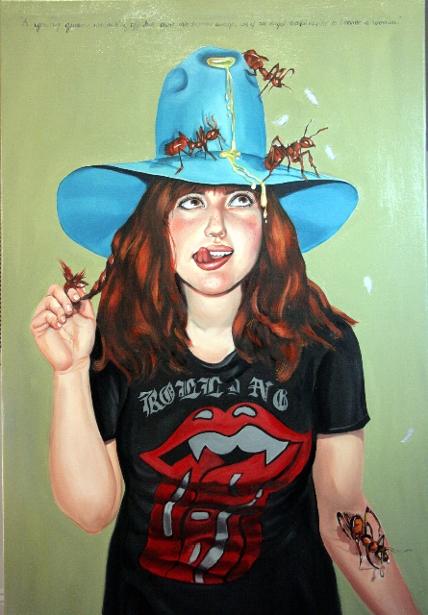 Ant Hat