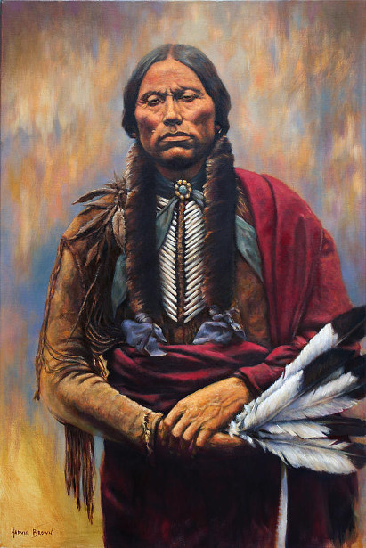 Chief Quanah