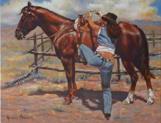 Shawtie-butt And Cowboy