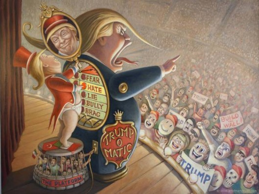 The Trump-O-Matic