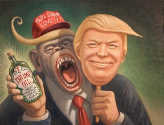 The Trumpanzee