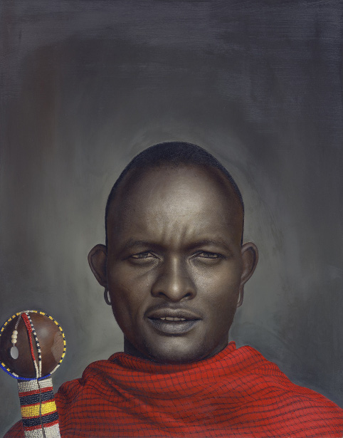 Baraka, Massai Tribal Chief