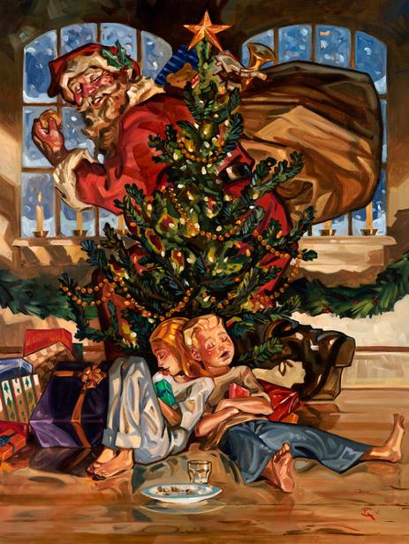 December: Waiting For Santa