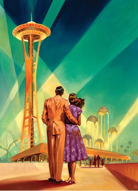Modern Love In Seattle