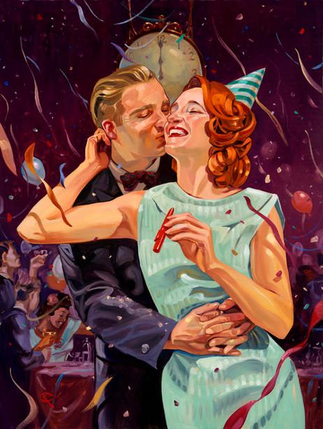 January: Happy New Year