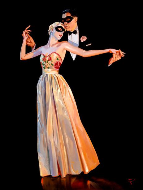 October: Masquerade Ball