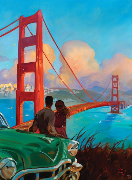 San Francisco, Golden View