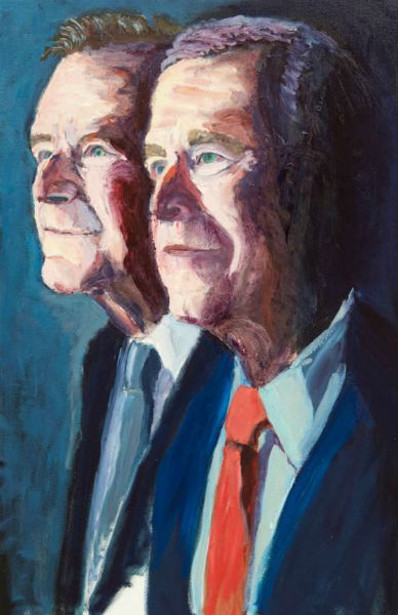 Bush Senior And Junior