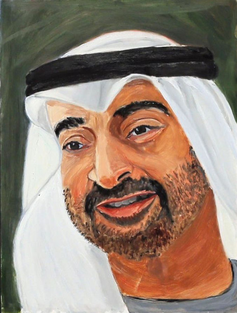 Mohamed bin Zayed Al Nahyan